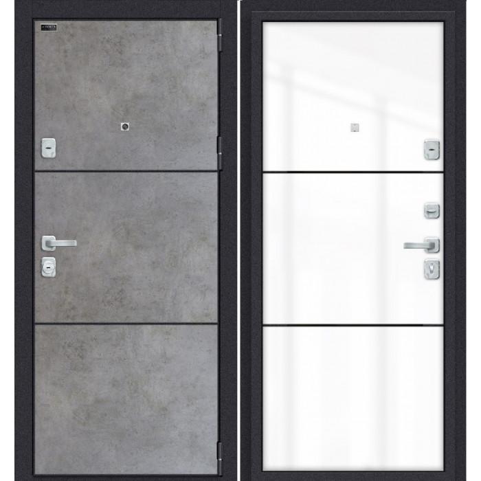 Porta M П50/ П50 Дарк Конкрит/ Ангел