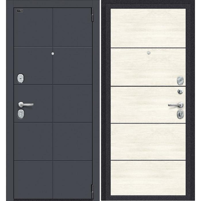 Porta S 10/П50 Графит Про/ Нордик Оак