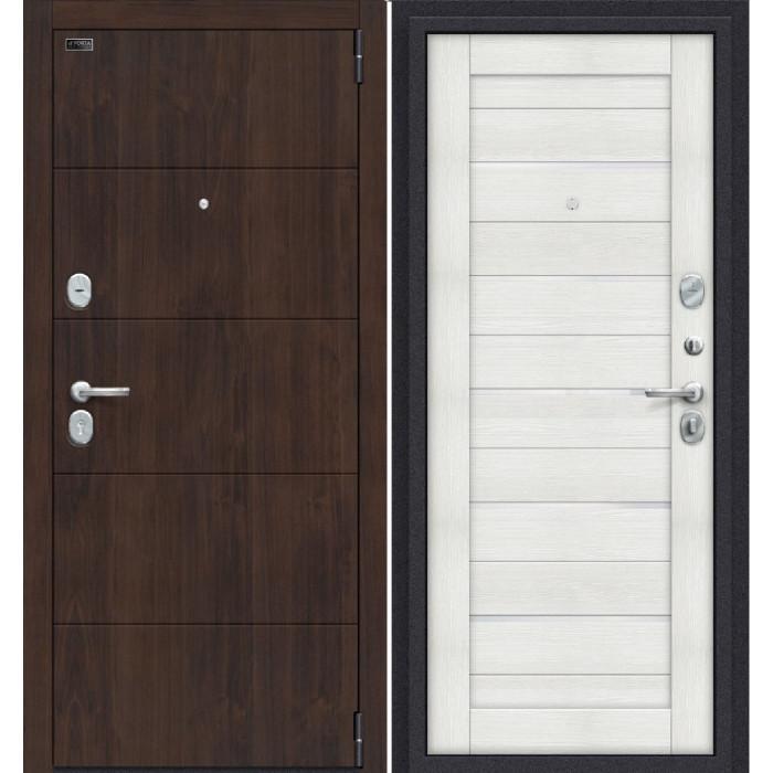 Porta S 4/П22 (Прайм) Алмон 28/ Бьянка Вералинга