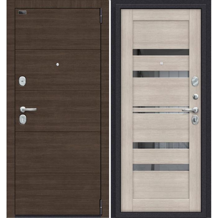 Porta S 4/П30 Брауни/ Капучино Вералинга