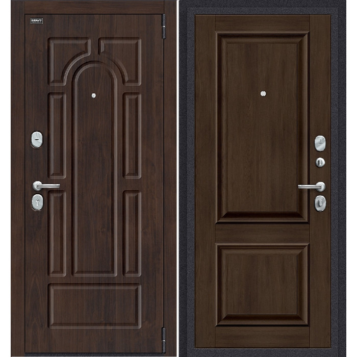 Porta S 55/ К12 Алмон 28/ Дарк Оак